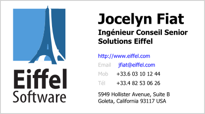 Jocelyn Fiat :: Eiffel Software